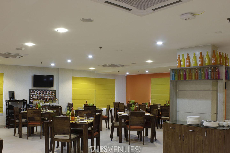 Plush Dinning Hall