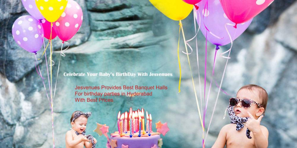 Kids Birthday Banquet Halls