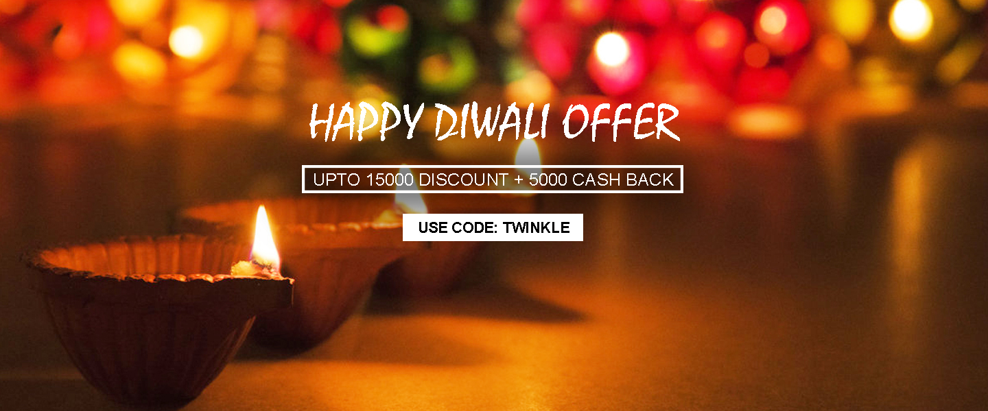 Happy Diwali Offer