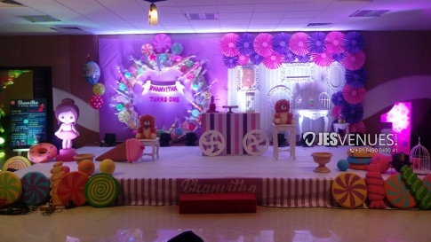 Candy Theme Decoration For Birthday Party Or Kids Party