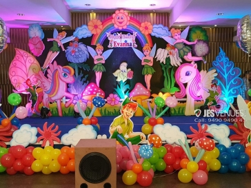 Tinker Bell Theme Decoration For Birthday Party Or Kids Party