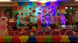 Chota Bheem Theme Decoration for Birthday Party or Kids Party