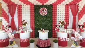 Mickey Minnie Theme Decoration for Birthday Party or Kids Party