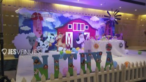 Old McDonald Theme Decoration Birthday or Kids Party