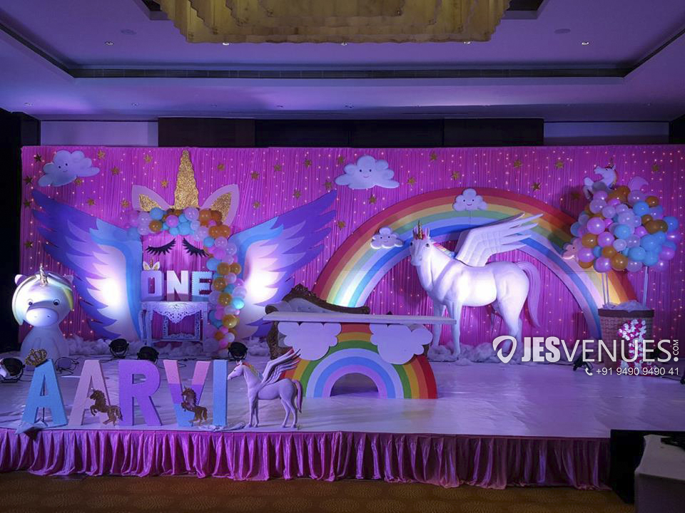 Unicorn Theme Decoration For Birthday Party Or Kids