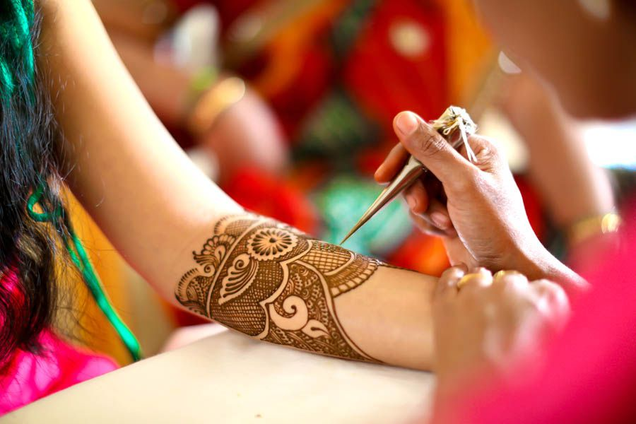 Party Mehendi