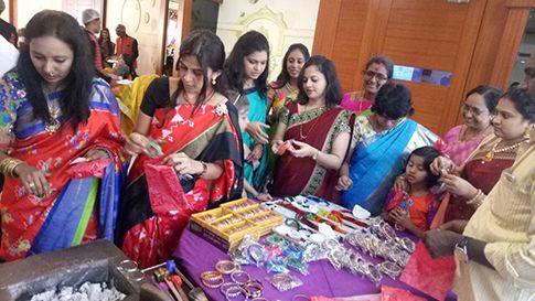 Bangle Making Live Stall