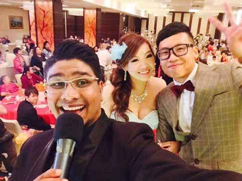 Emcee Or Anchor For Wedding