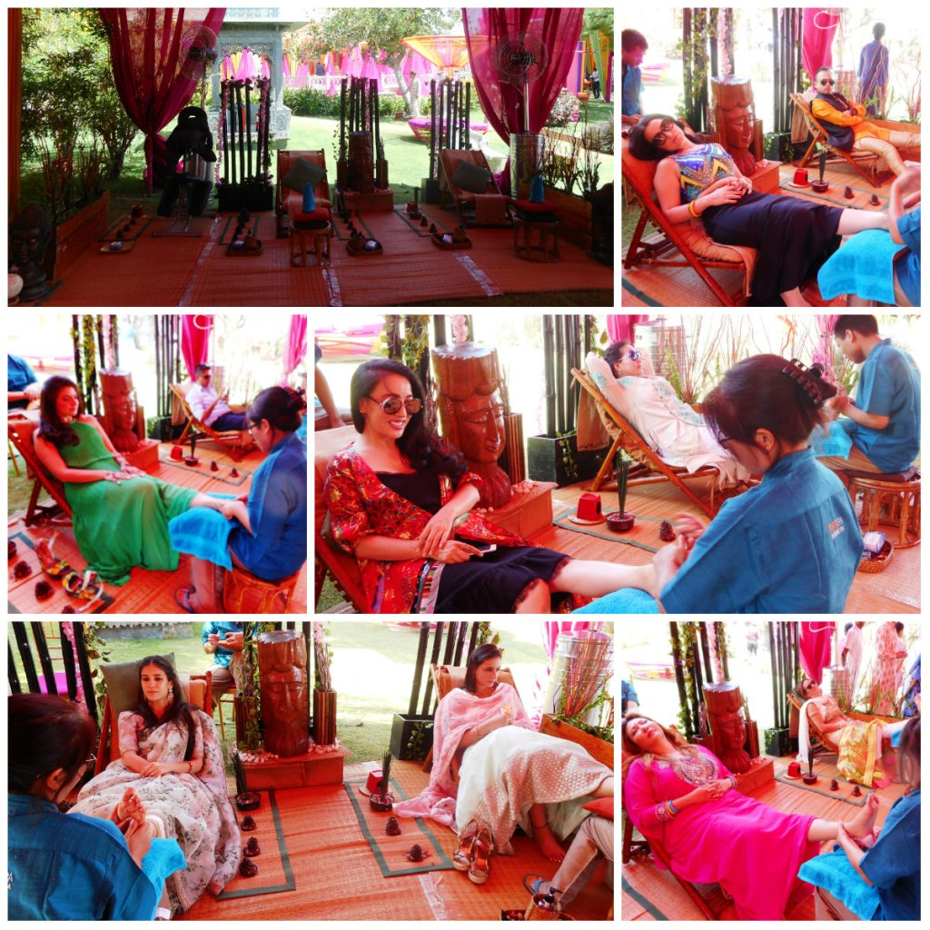 Foot Massage Spa