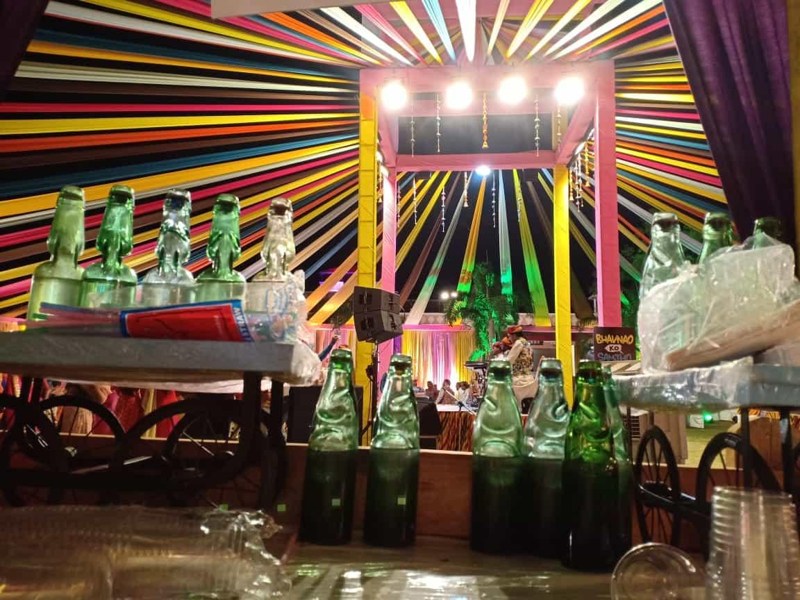 Goli Soda Stall
