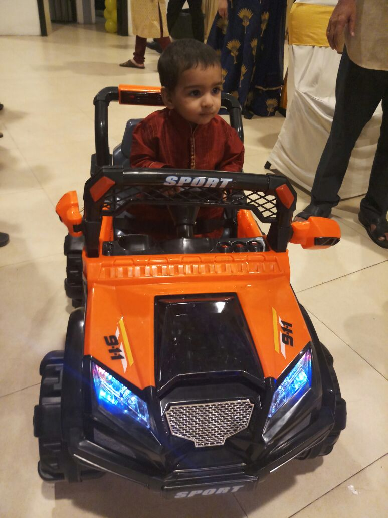 Kids Remote Car