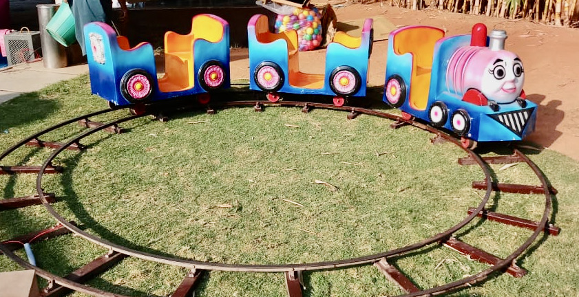 Kids Mini Train Ride