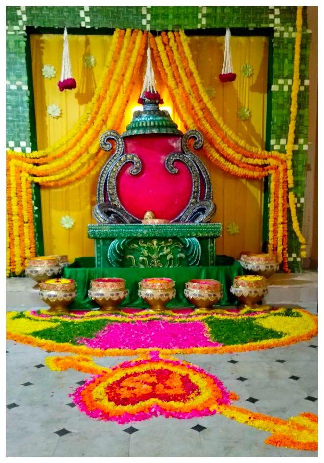 Mangala Snanam Set