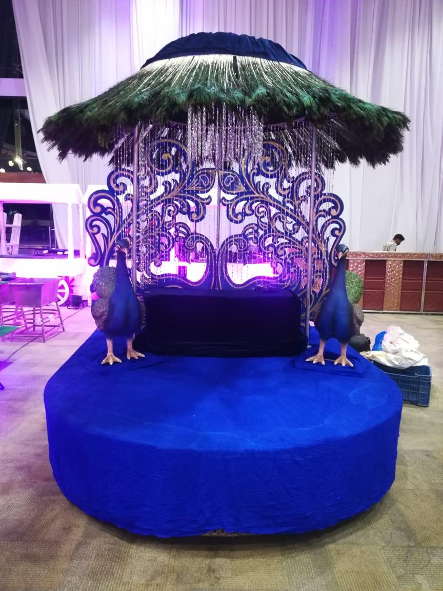Peacock Special Entry