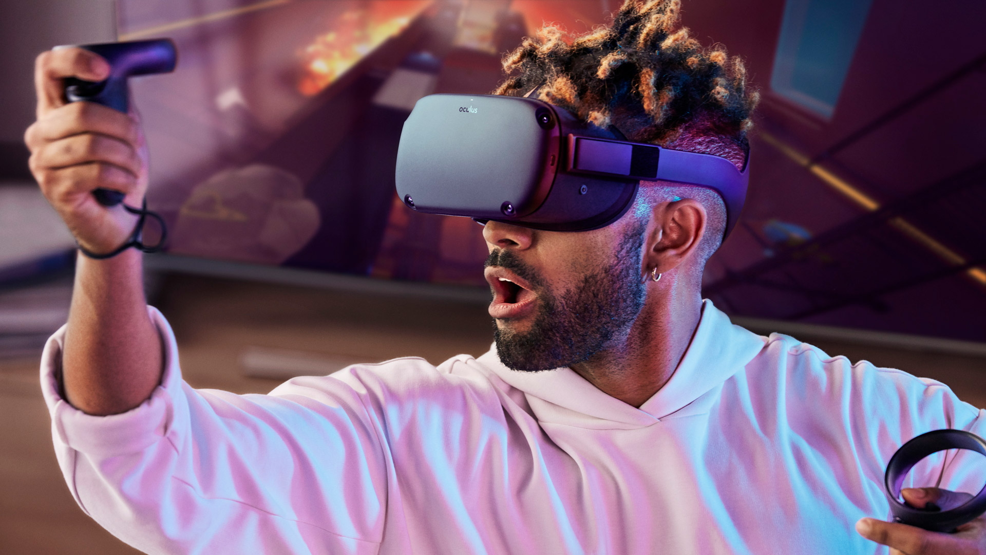 VR Games And Rides