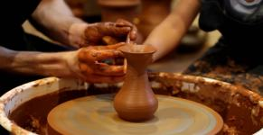 Pot Making Live Stall