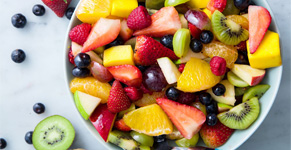 Fruit Salad or Chaat Live Stall