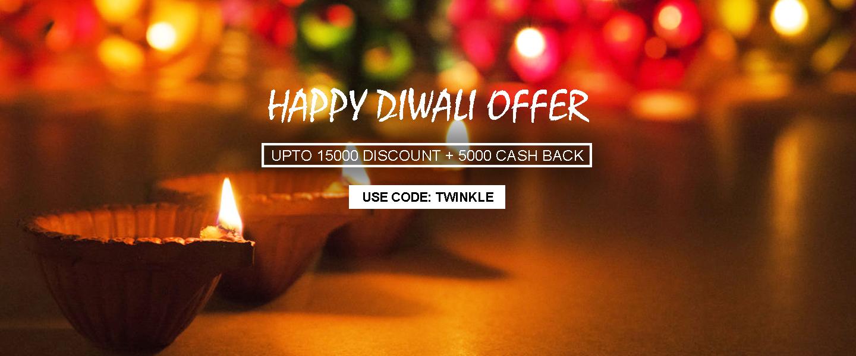 Happy Diwali Offer