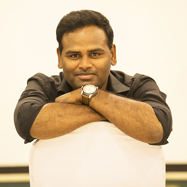 JesVenues Founder and CEO Pradeep Kumar Medida