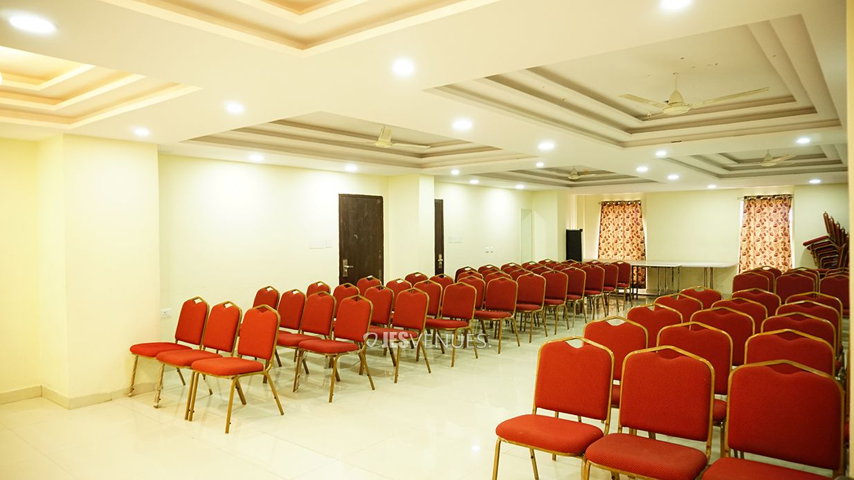 Grand Banquet Hall At Secundrabad, Hyderabad