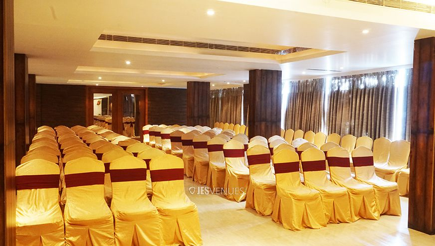 Elegant Banquet Hall In Habsiguda, Hyderabad