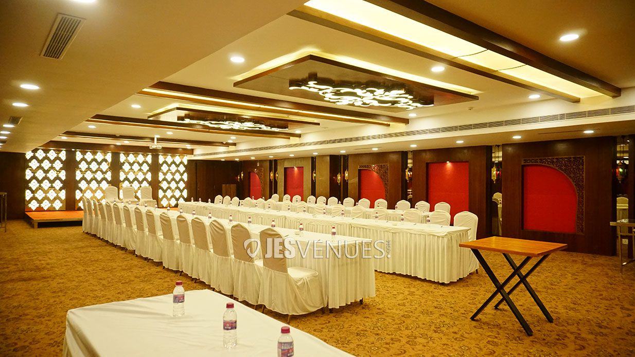 Florid Banquet Hall In Jubilee Hills, Hyderabad