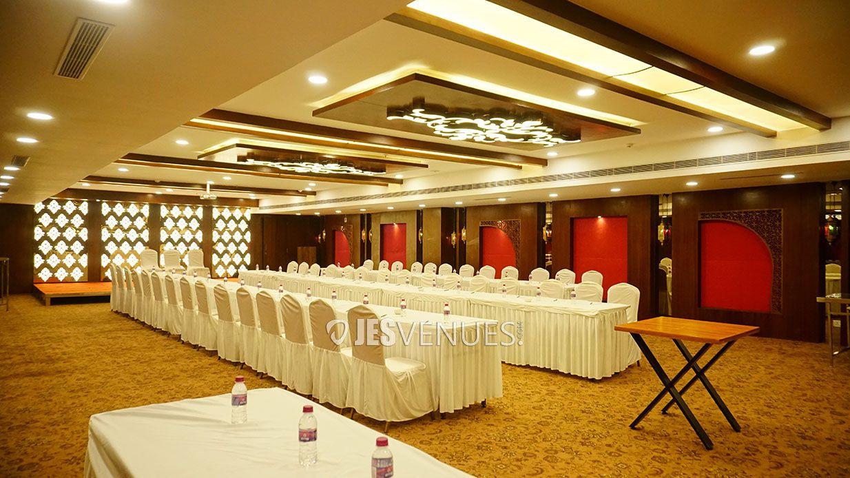Florid Banquet Hall In Jubilee Hills, Hyderabad
