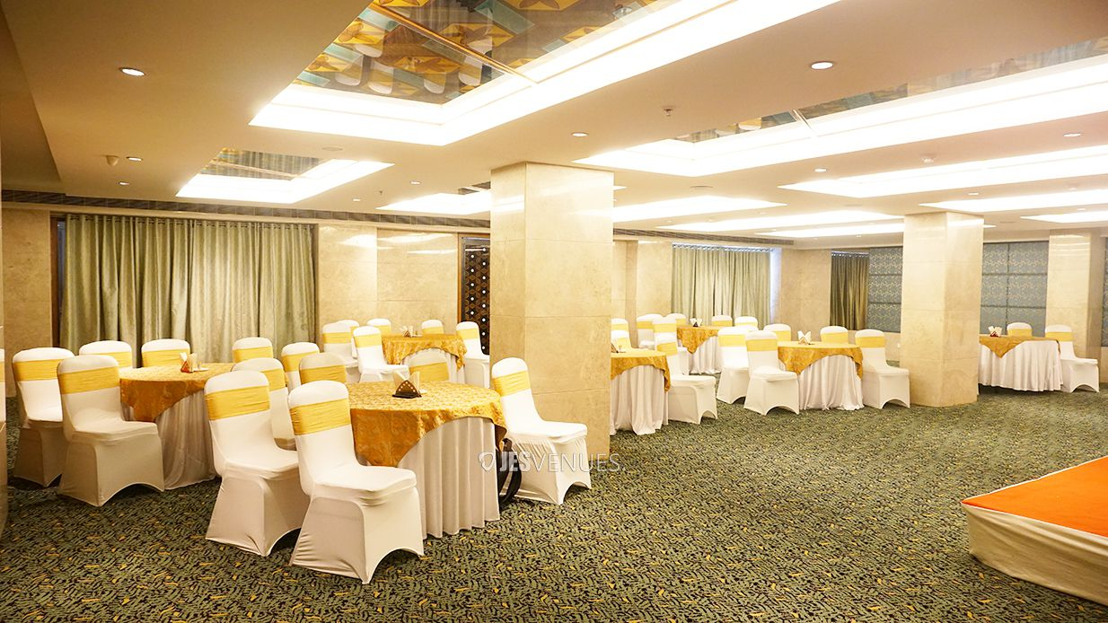 Luxury Banquet Hall At Ameerpet, Hyderabad