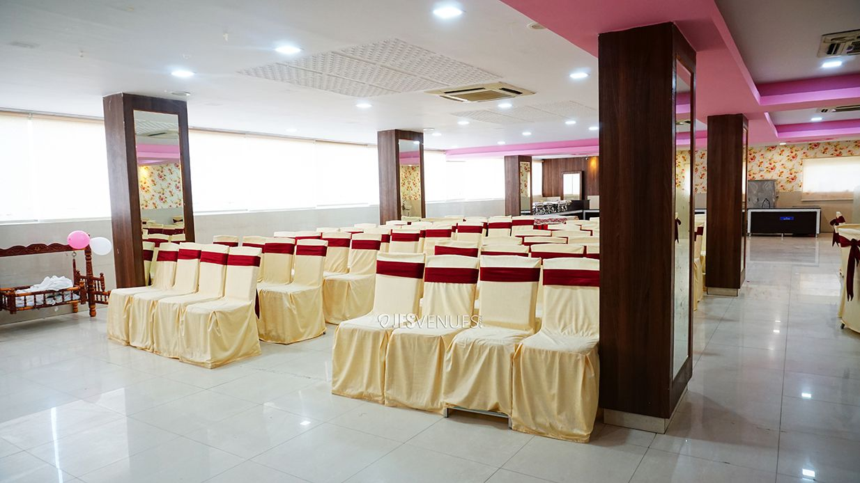 Great Banquet Hall In New Nallakunta, Hyderabad
