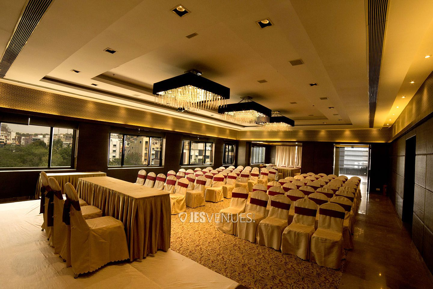 Lavish Banquet Hall At Madhapur, Hyderabad