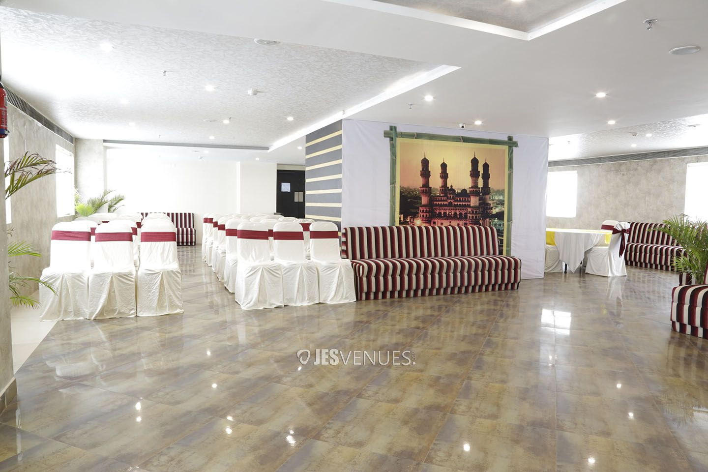 Cosmic Banquet Hall At Kondapur, Hyderabad