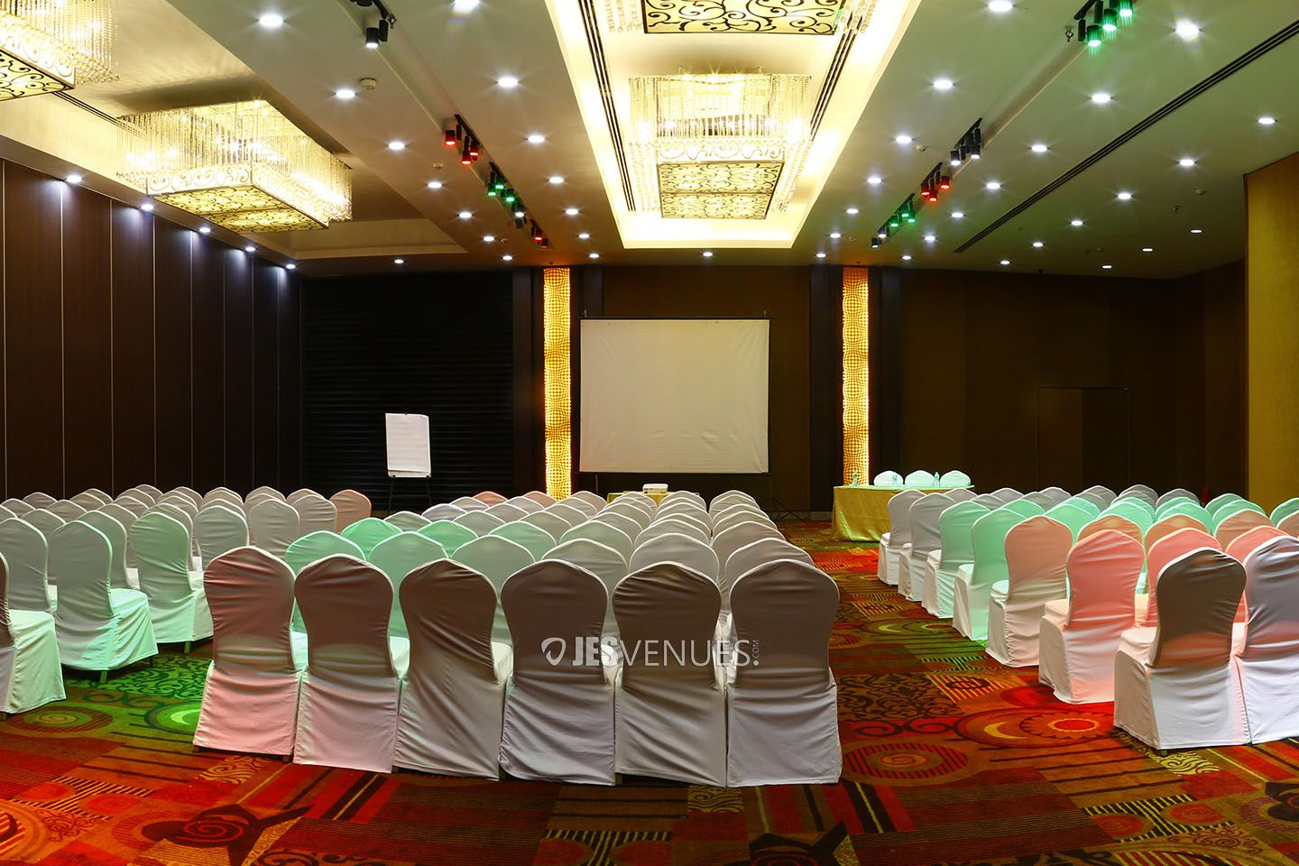 Splendid Banquet Hall At Begumpet, Hyderabad