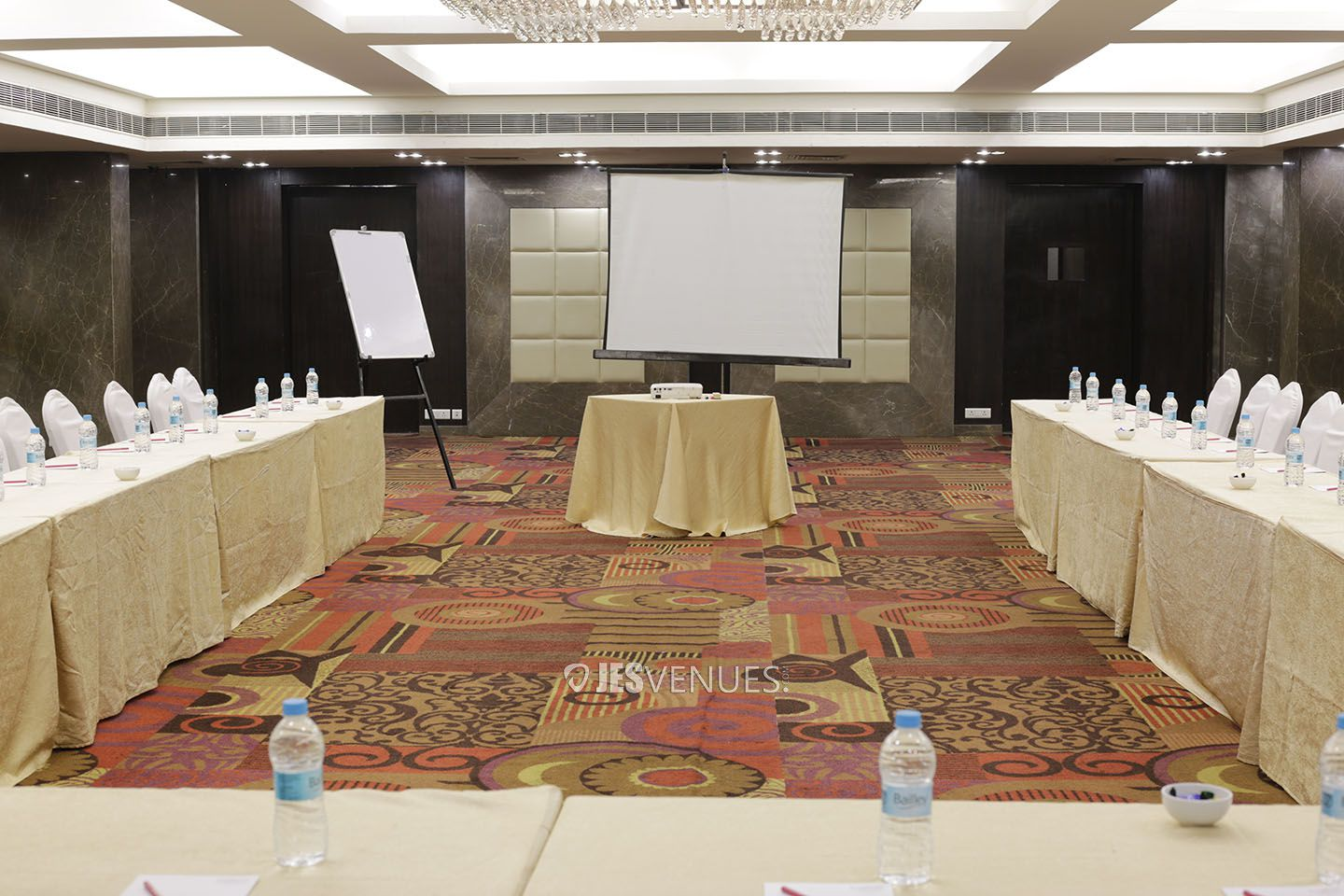 Crystal Banquet Hall At Begumpet, Hyderabad