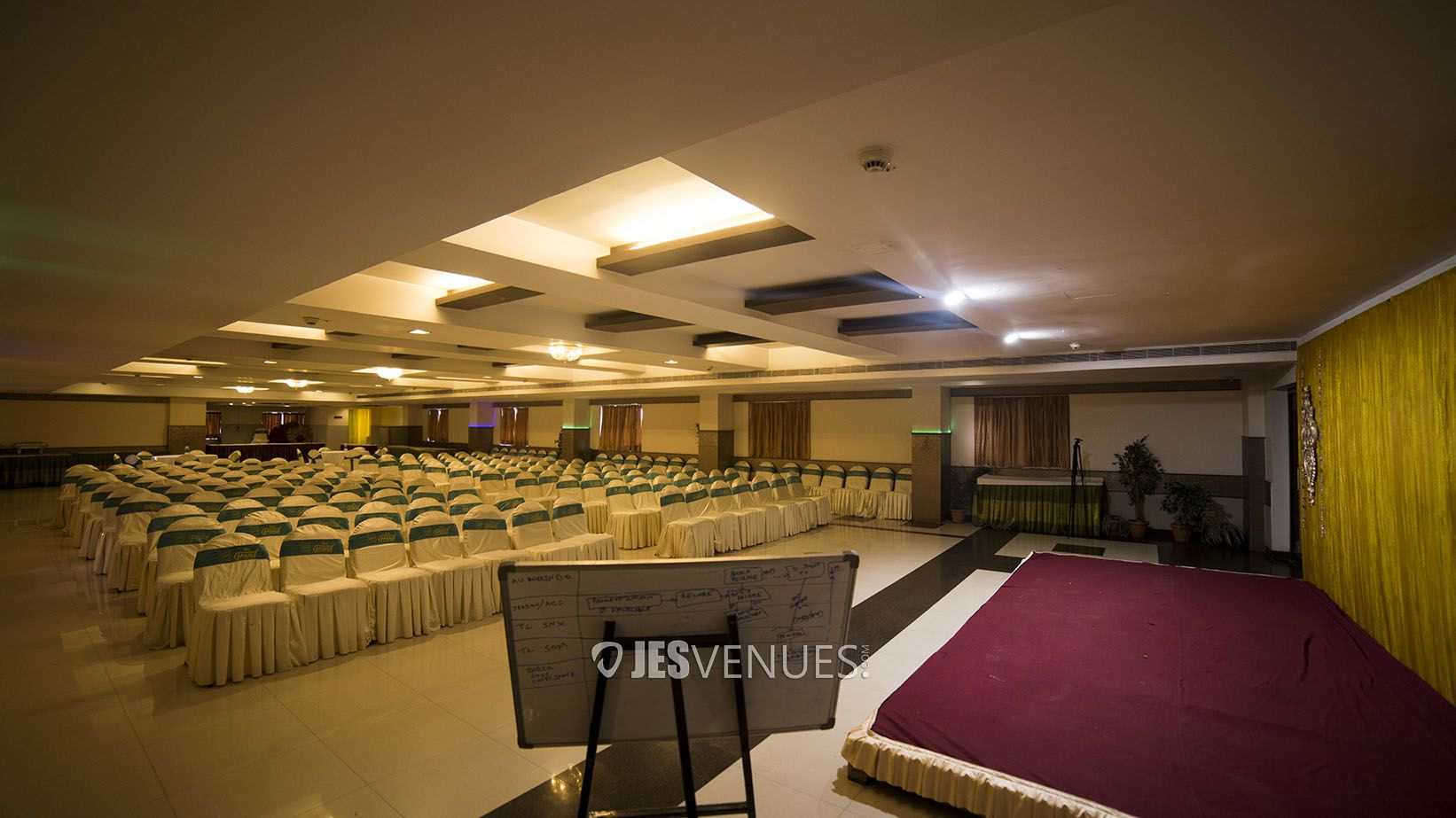 Awesome Banquet Hall At Miyapur, Hyderabad