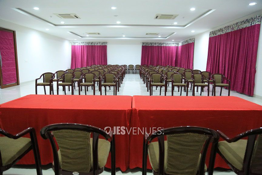 Plush Banquet Hall At Kondapur, Hyderabad