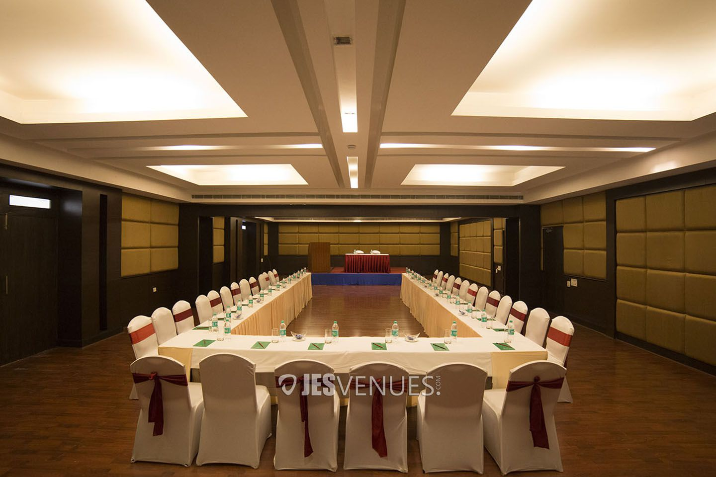 Opulent Banquet Hall At Gachibowli, Hyderabad