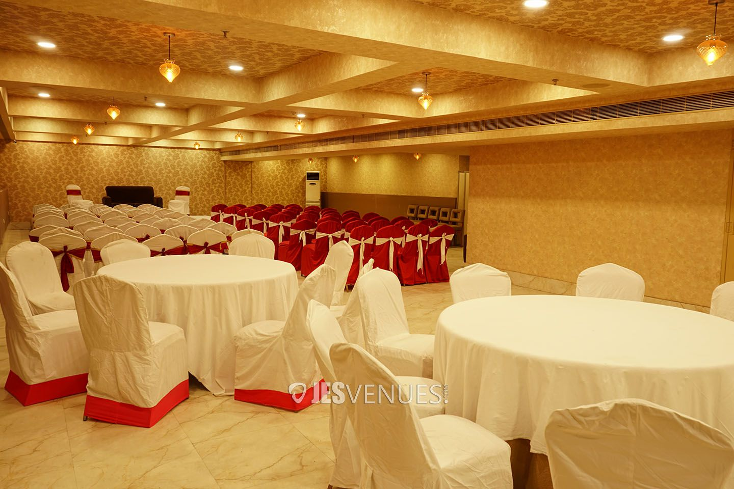 Grand Banquet Hall At Nampally, Hyderabad