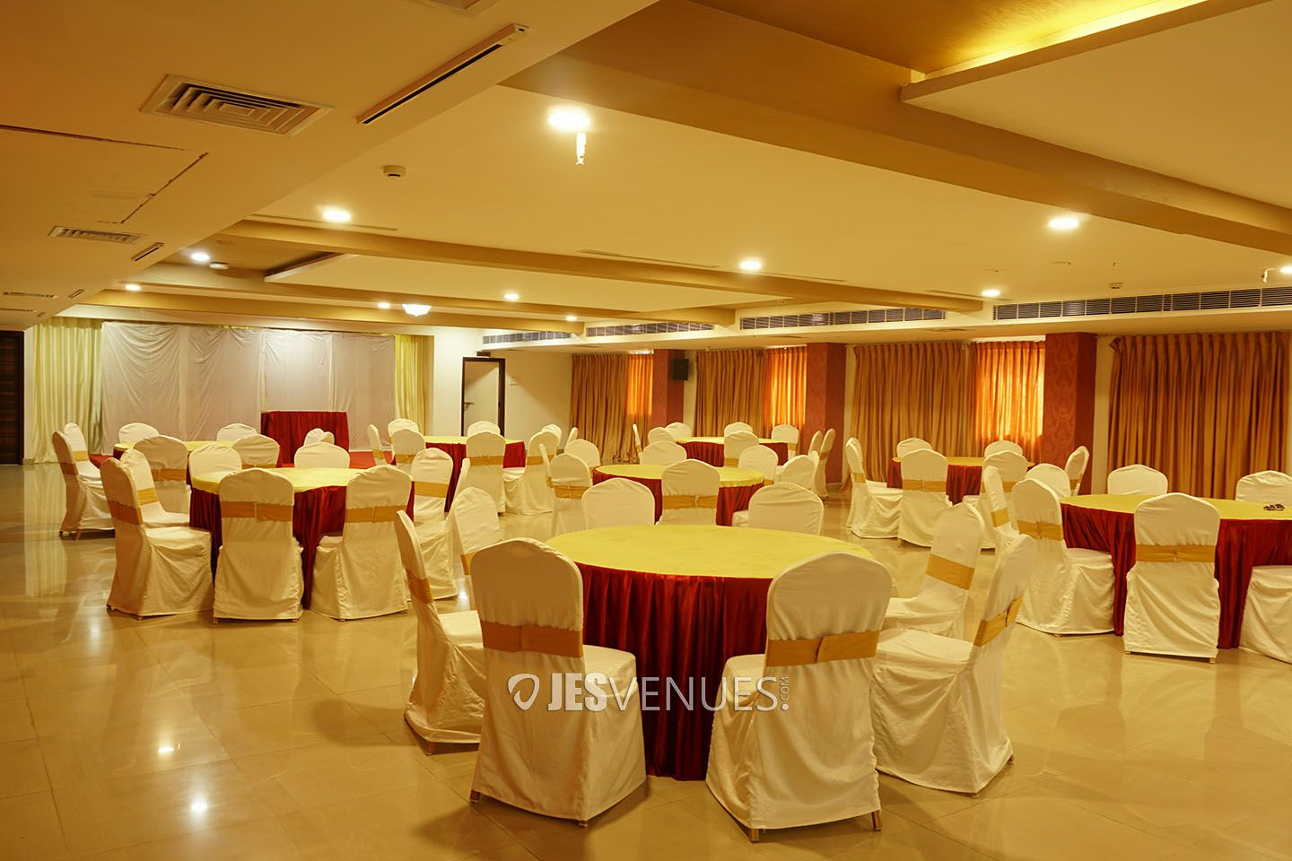 Lavish Banquet Hall At Vanasthalipuram, Hyderabad