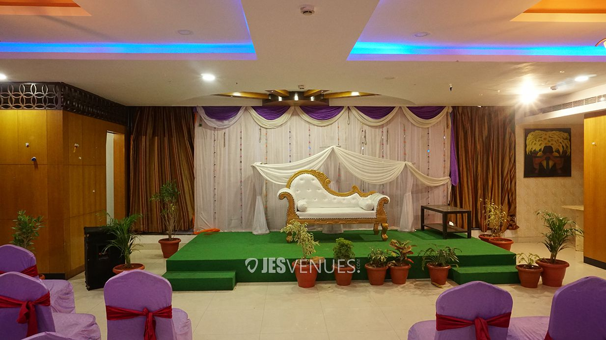 Revel Banquet Hall, Hyderabad