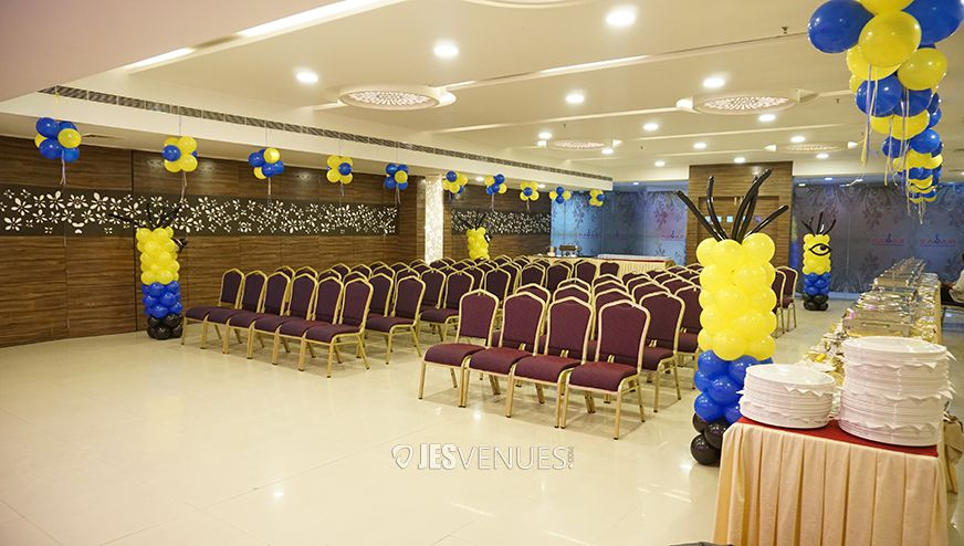 Trendy Banquet Hall At KPHB, Hyderabad