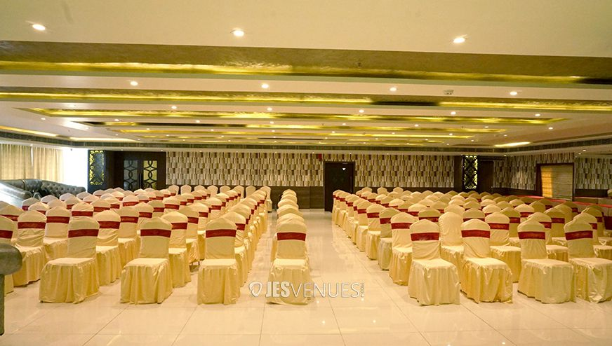 Modern Banquet Hall At Gachibowli, Hyderabad
