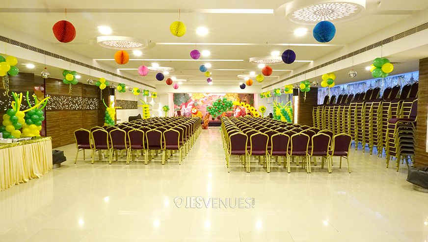 Adorn Banquet Hall At KPHB, Hyderabad