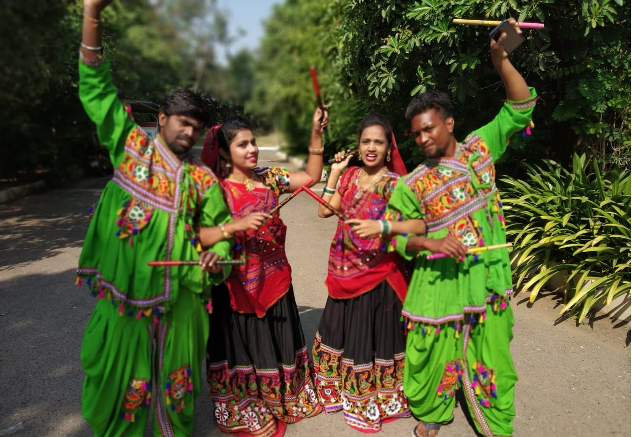 Dandiya Dance Group