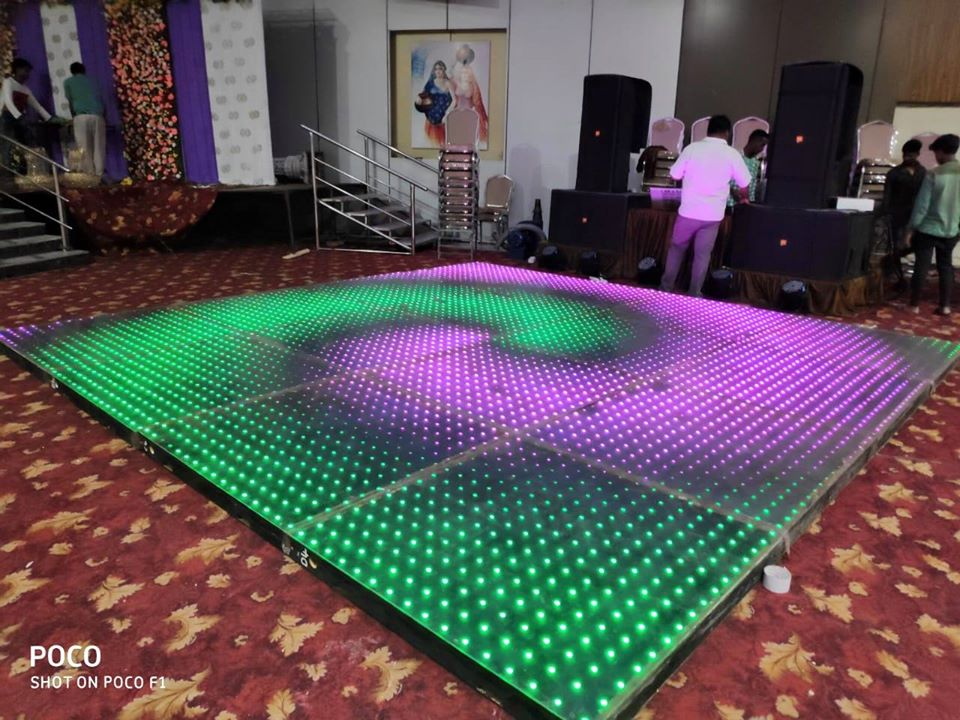 Pixel Dance Floor