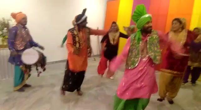 Punjabi Dhol