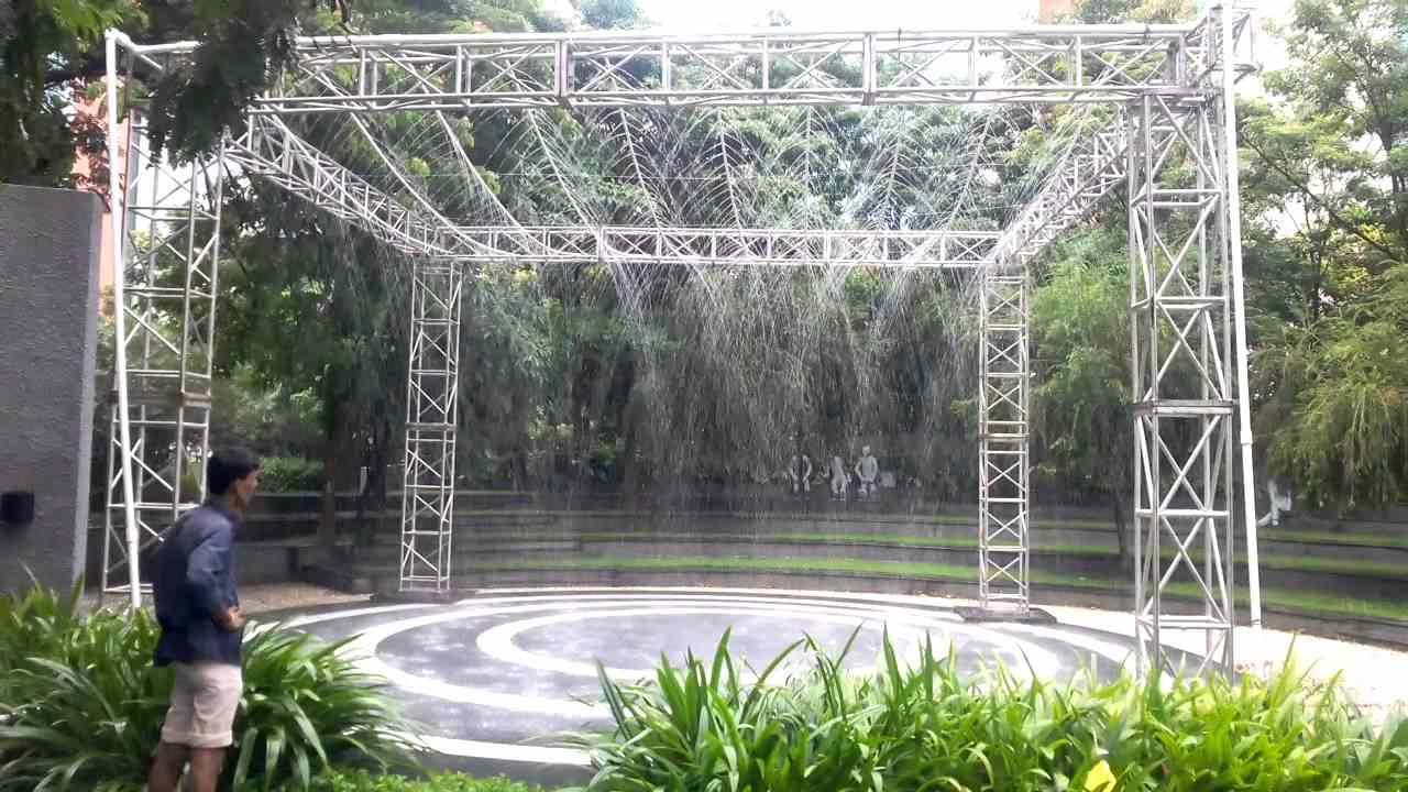 Rain Dance Setup